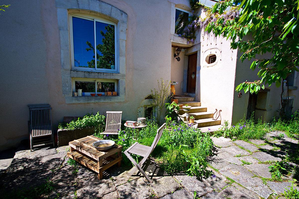 Au Jardin - B&B, Chambres Hôtes Dijon - Bourgogne